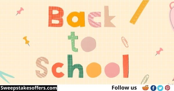Westfield $5000 Back to School Sweepstakes