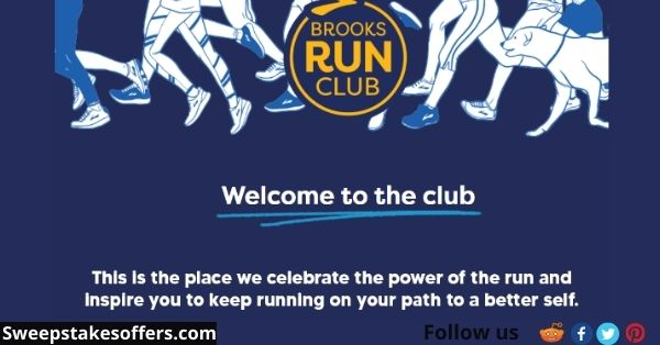 Brooks Run Club Memory Match Instant Win Game