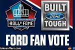 Pro Football Hall of Fame Fan Vote Sweepstakes