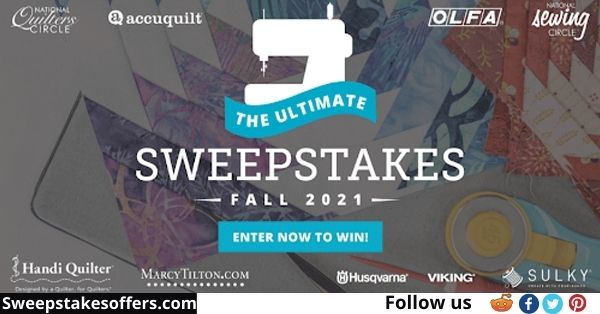 NQC/NSC Fall 2021 Ultimate Sweepstakes