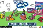 Nerds Candy Dungeons & Dragons Sweepstakes