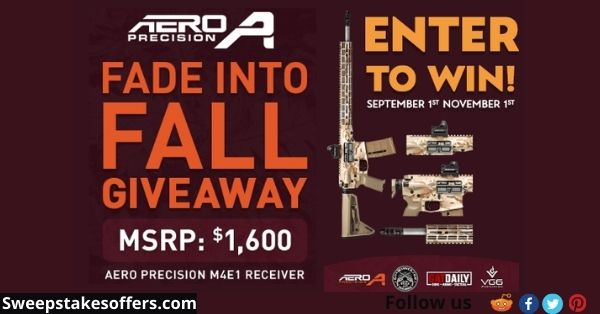 Gat Daily Fade into Fall Giveaway