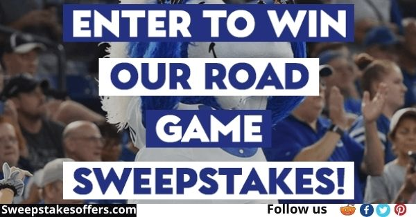 Indianapolis Colts Road Game Experience Sweepstakes