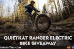 QuietKat Ranger Electric Bike Giveaway
