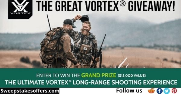 Bass Pro Shops and Cabela's Vortex Month Giveaway
