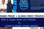 Lowes.com/HomeTeam