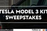 Holley Tesla Model 3 Kit Sweepstakes