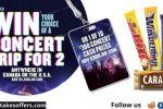 Mondelez and Circle K Concert Trip Contest