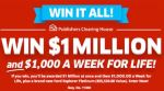 PCH SuperPrize Sweepstakes