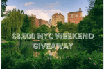 $3500 NYC Weekend Giveaway win Grayers $600 in outfits