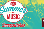 CMT BarS Summer Sweepstakes 2018