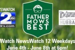 """Father Mows Best Contest Presents By KDRV"""