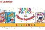GOLIATH GAMES GIVEAWAY - FAMILY FUN PACK