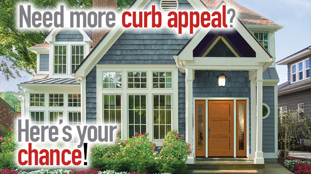 Curb Appeal Makeover Contest Presents by Todayshomeowner