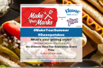 Kleenex and Viva Make Your Summer Sweepstakes