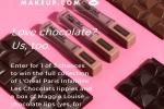 L'Oréal Paris Les Chocolats Mailer Sweepstakes