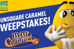 Unsquared Caramel Sweepstakes Win $5,000 Cash Gift Card