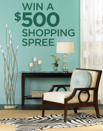 Lamps Plus Ratings Sweepstakes