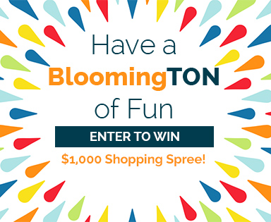 BLOOMINGTON OF FUN SWEEPSTAKES 2018