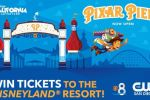 Pixar Pier Fest at Disneyland Resort Sweepstakes