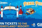 Pixar Pier Fest at Disneyland Resort Sweepstakes