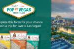 Simply 7 Snacks & Giada POP Into Vegas Sweepstakes
