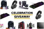 Steelseries 10 Million Mousepads Celebration Giveaway