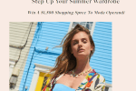The Zoe Report Step Up Your Summer Wardrobe Sweepstakes