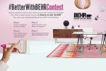 BetterWithBEHR Contest