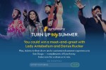 Synchrony Turn Up My Summer Sweepstakes