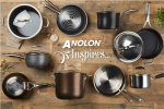 Anolon Gourmet Cookware Anolon Inspires… Sweepstakes