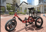 Electric Bike Technologies Liberty Trike Sweepstakes