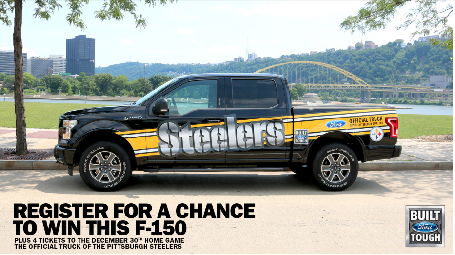 Neighborhood Ford Store Toughest Truck, Toughest Team Sweepstakes