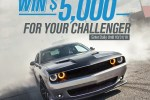 Americanmuscle.com Dodge Challenger Parts & Accessories Giveaway