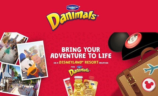 DANNON DANIMALS GOLDEN BONGO BACK TO SCHOOL SWEEPSTAKES