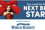 COST PLUS WORLD MARKET'S STAR MAKER SONG CONTEST