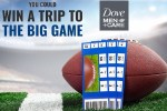 The Dove Men Care Big Game Sweepstakes 2019