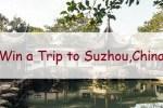 Traveltosuzhou.com Upgrade Vacation Sweepstakes
