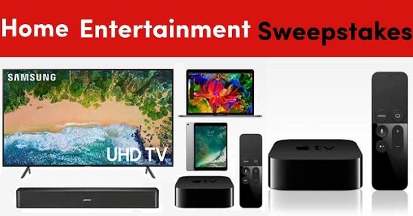 USA Home Entertainment Sweepstakes