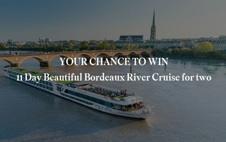 Getaway Scenic Beautiful Bordeaux River Cruise Competition