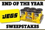 JEGS and Tub O' Towels Sweepstakes
