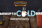 Warm Up To Cold Brew Sweepstakes