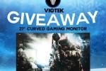 Viotek Curved Gaming Monitor Giveaway