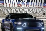 Americanmuscle Win Mustang Mods Sweepstakes