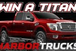 Harbor Trucks Nissan Titan Giveaway