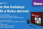 iHeartRadio & Roku Giveaway Sweepstakes