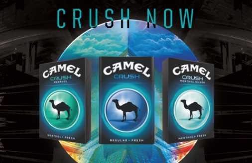 Camel Crush Now Sweepstakes