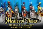 Kids Rule at Medieval Times Promotion Sweepstakes