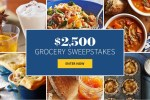 BHG.com $2500 Grocery Sweepstakes 2020