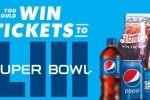Pepsi 2018 Super Bowl LIII Sweepstakes